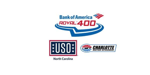 Charlotte - Bank of America ROVAL 400 Military Offer • USO